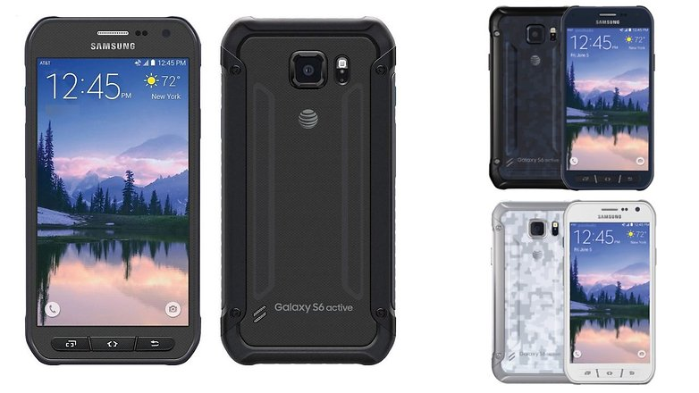 samsung galaxy s6 active das bessere s6 ist offiziell androidpit. Black Bedroom Furniture Sets. Home Design Ideas