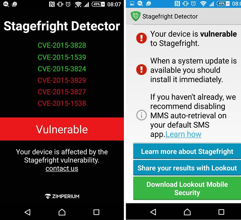 stagefright exploit demo