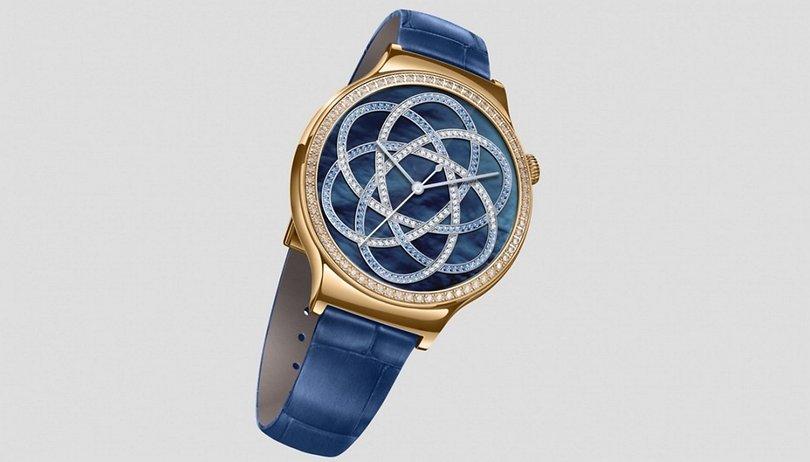 Neue Zielgruppe: Huawei stellt zwei neue Versionen der Smartwatch vor