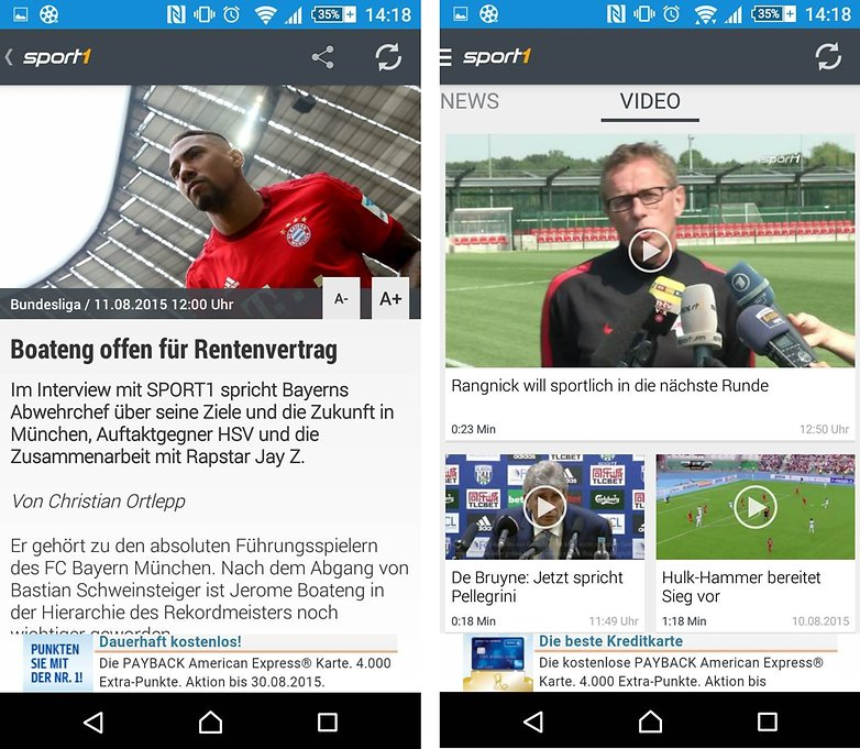 Sport1Android