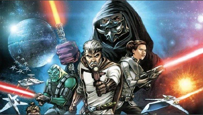 Star Wars Urfassung