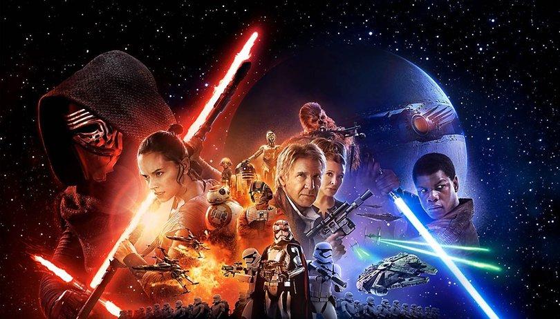 Star Wars bei Google: Bist Du ein Sith oder ein Jedi?