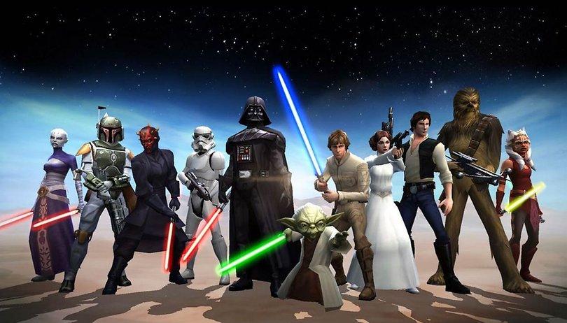 Neu für Android: Bei diesem Spiel werden Star-Wars-Träume wahr