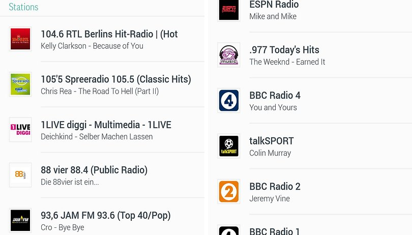 The best radio apps for Android 2019 | AndroidPIT