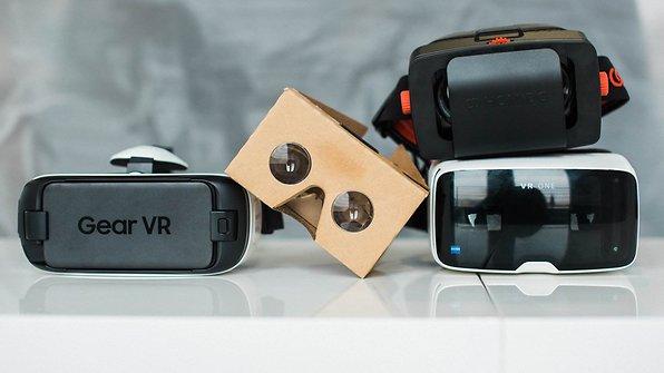 Best Vr Brille : Daydream gear vr und co die besten vr brillen für android
