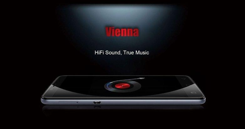 Vienna One Smartphone