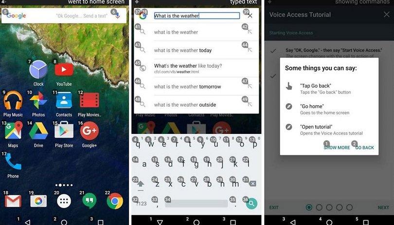 Google-App Voice Access: Smartphone komplett per Sprache steuern