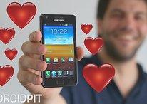 Tschüss alter Freund: Dieses Smartphone beerbt mein Galaxy S2
