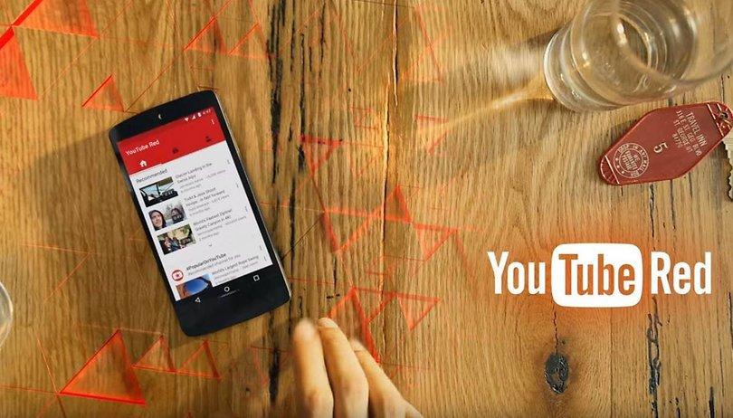 Youtube Red greift Spotify und Netflix an