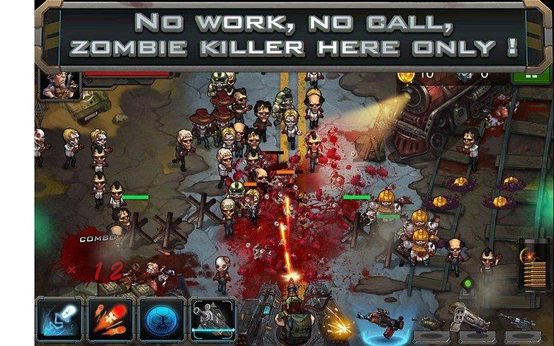 ZombieEvilAndroid
