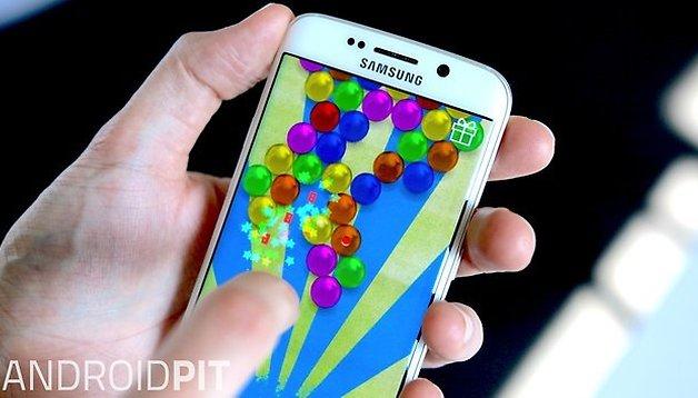 Magnetic balls bubble shoot im Test: Ein einfach gutes Puzzlespiel für Android