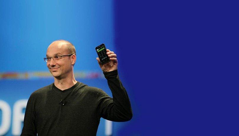 Der Vater von Android will seine eigene Smartphone-Firma gründen