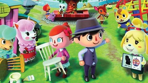 animal crossing new leaf fuer Android