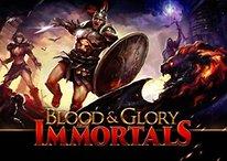 """Blood & Glory Immortals: Neuer Gameplaytrailer stimmt auf das """"Diablo-Spiel"""" ein"""