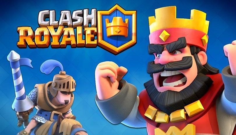 Ich bin süchtig nach Clash Royale. Na und?!