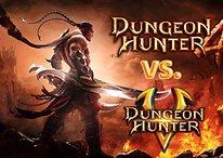 Dungeon Hunter 5 vs. Dungeon Hunter 4: Der große Vergleich
