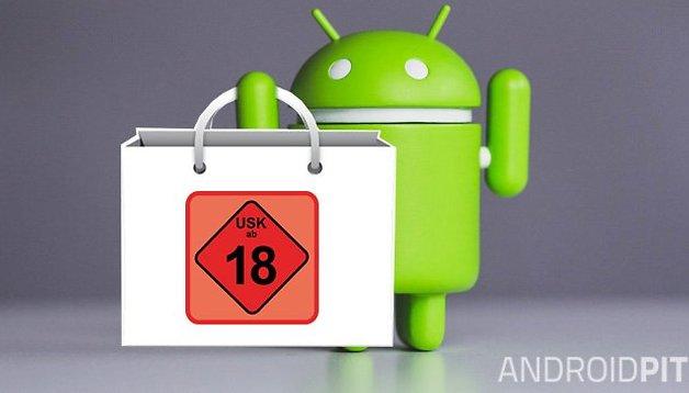 Vertrauen ist gut... Der Google Play Store bekommt Alterseinstufungen