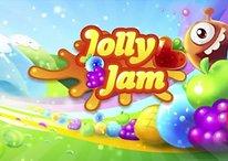 Jolly Jam : un Candy Crush like par les créateurs d'Angry Birds