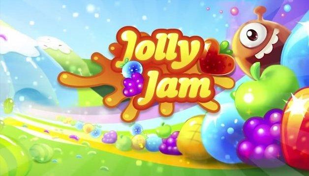 Jolly Jam: a alternativa da Rovio ao Candy Crush