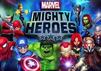 Marvel Mighty Heroes: Mächtiges Actionspiel für Android steht in den Startlöchern