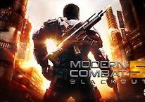 Modern Combat 5: Blackout für Android im Test - Friede, Freude, Pustekuchen