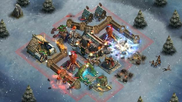 rivalkingdoms fuer Android