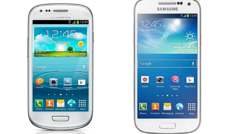Zeit für den Wechsel: Aktuelle Modelle, die Galaxy S3 und S4 Mini beerben sollten
