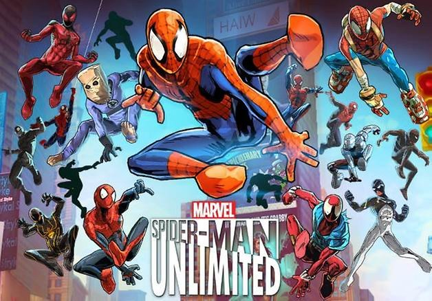 spider man unlimited android