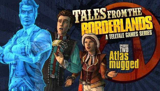 "Tales from the Borderlands: Witziges Video stimmt auf Episode 2 ""Atlas Mugged"" ein"