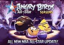 Angry Birds Seasons: Die wütenden Vögel machen die NBA unsicher