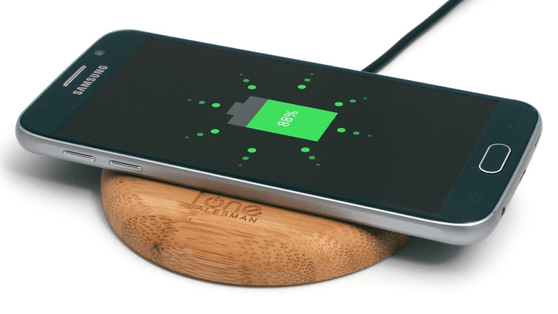 woodpuck qi charger