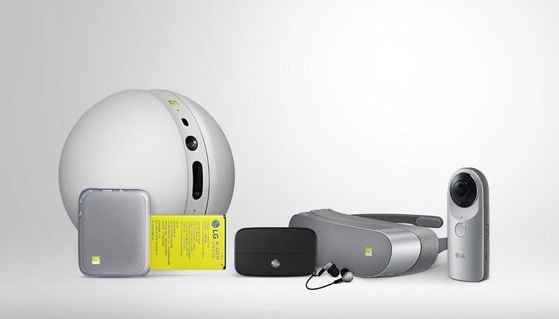 Três razões para escolher o LG G5 ao invés do Samsung Galaxy S7