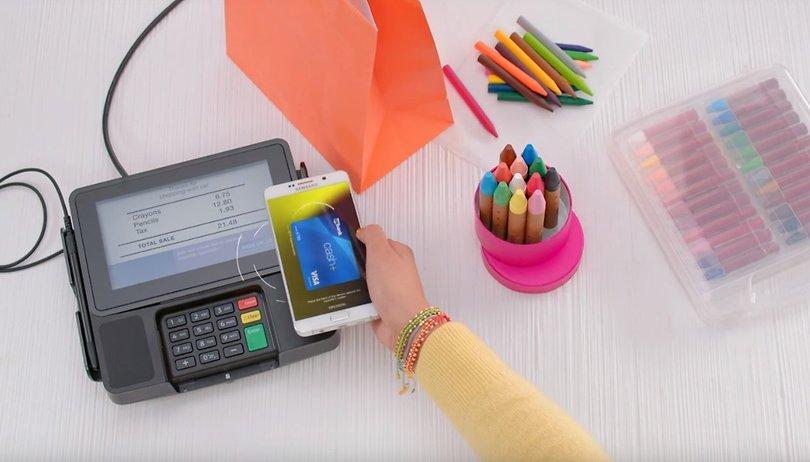 Samsung Pay estará em funcionamento a partir da próxima semana no Brasil