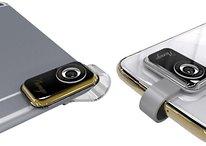 Un microscopio de 400 aumentos para tu smartphone
