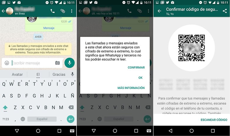 androidpit whatsapp cifrado extremo a extremo