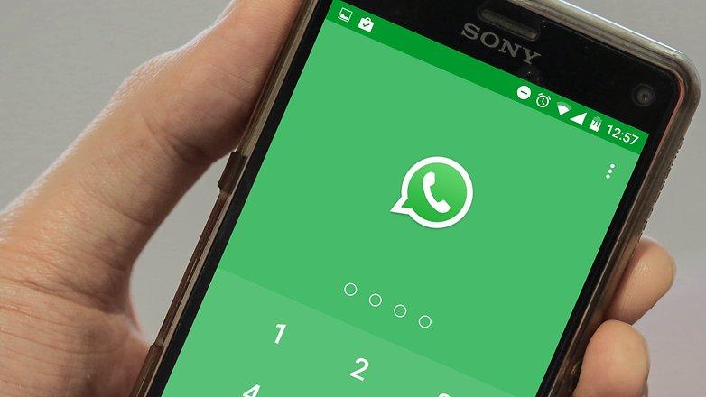 androidpit whatsapp lock