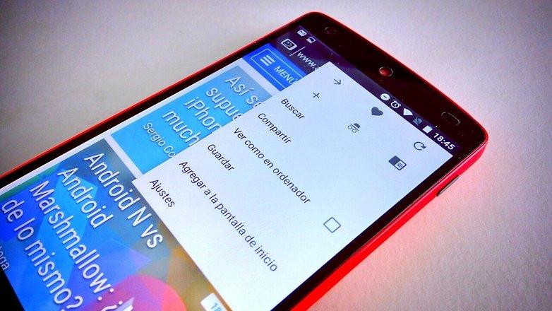 Androidpit gello navegador 00