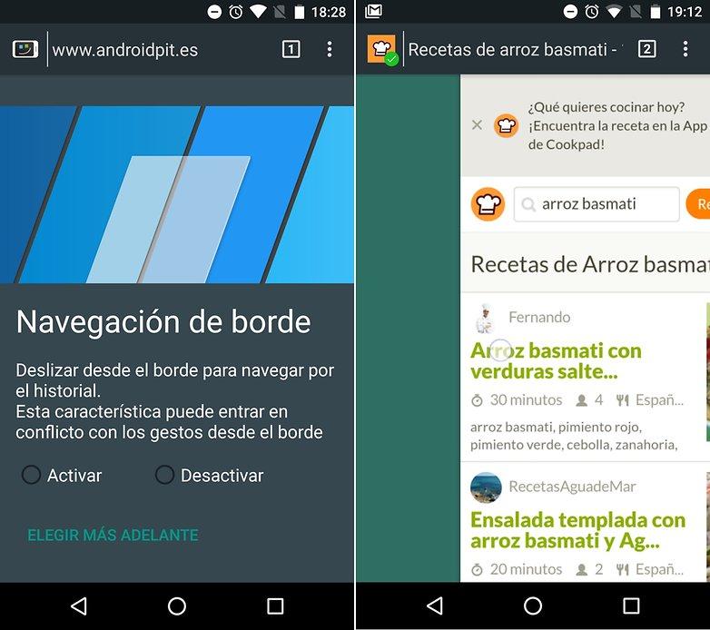 Androidpit gello navegador 02