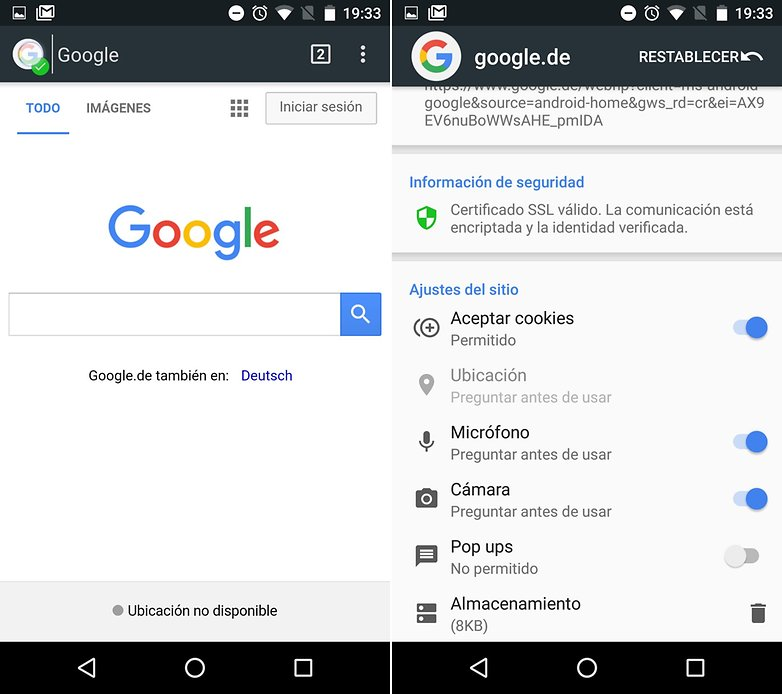 Androidpit gello navegador 04