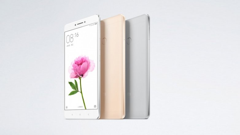 Xiaomi mi max official 01 Hero