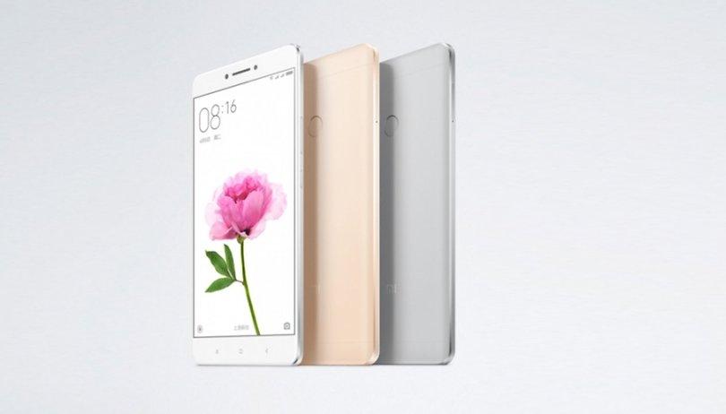 Lo Xiaomi Mi Max è ufficiale!
