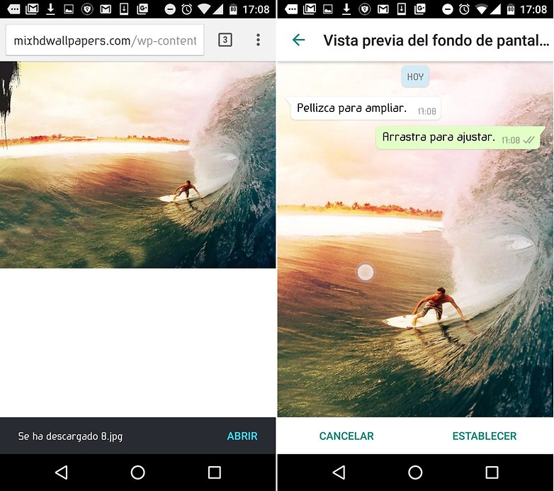 Los Mejores Fondos De Pantalla Para Whatsapp Androidpit