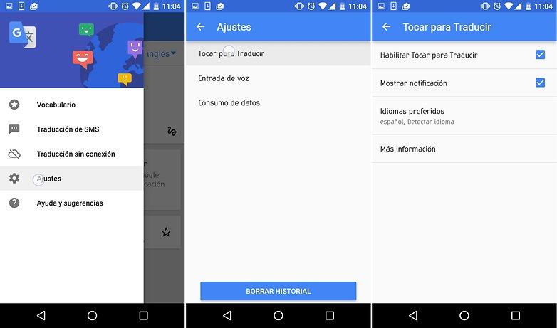 androidpit tocar para traducir 02