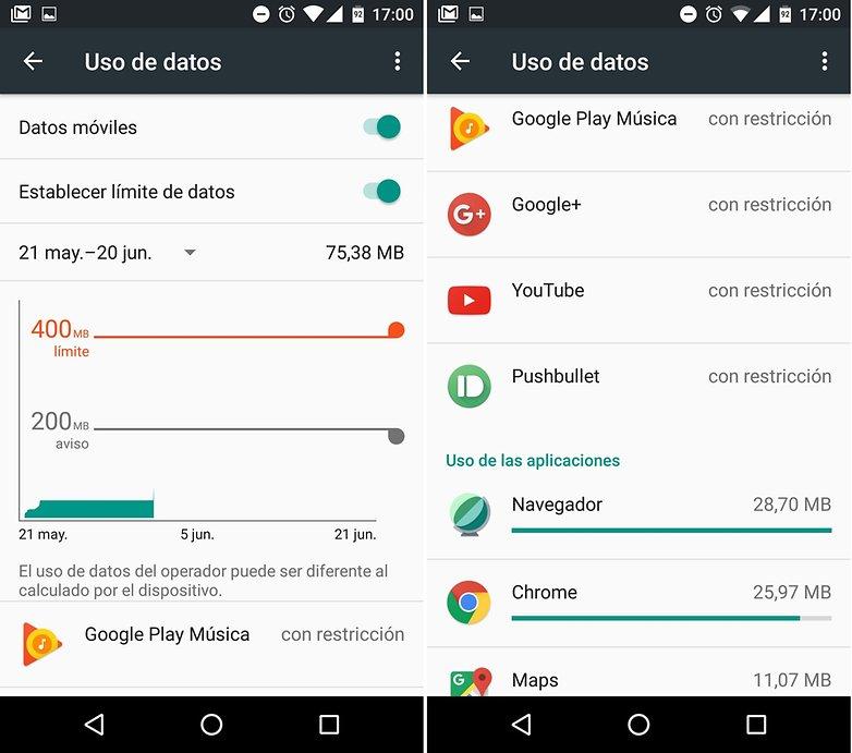 androidpit ahorrar datos 02