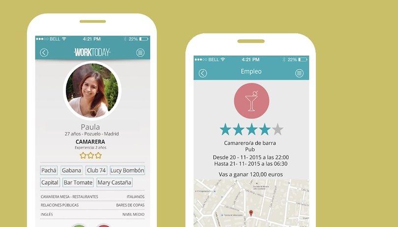 Consigue trabajo temporal en cuestión de minutos con esta app