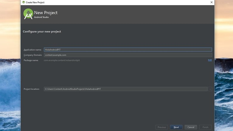 AndroidPIT android studio 02