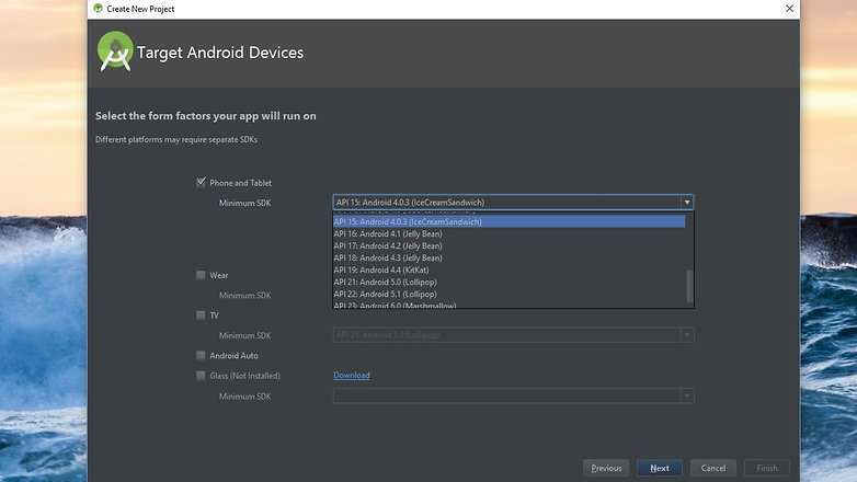 AndroidPIT android studio 03