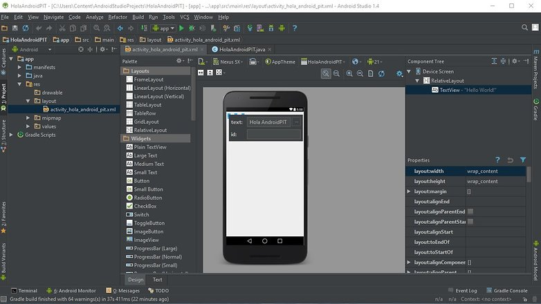 AndroidPIT android studio 07