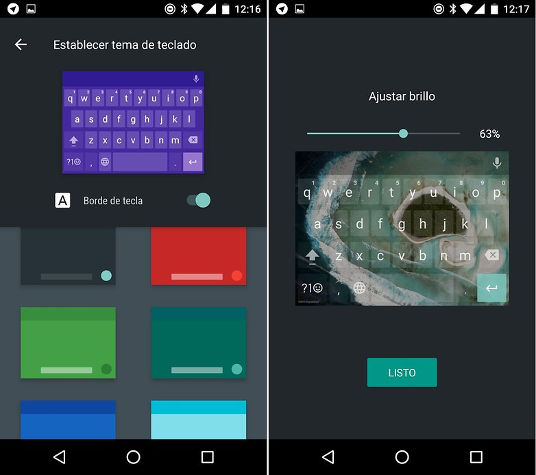 androidpit teclado android nougat 01
