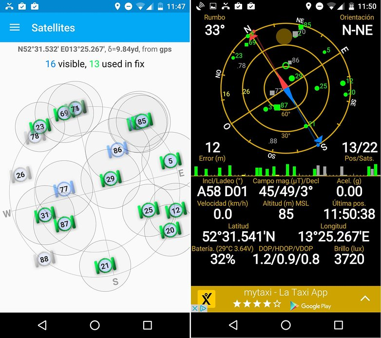 AndroidPIT gps signal 02